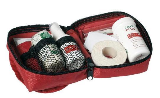 Come fare ad organizzare il pronto soccorso da viaggio