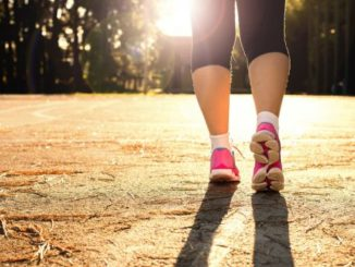 Camminare 30 minuti al giorno per vivere meglio
