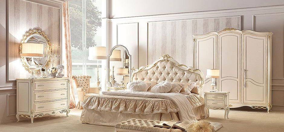 Come arredare una camera da letto in stile classico: 4 consigli