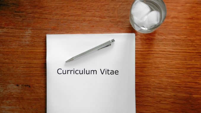 Come fare un curriculum
